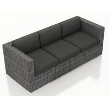 District Sofa with Cushions