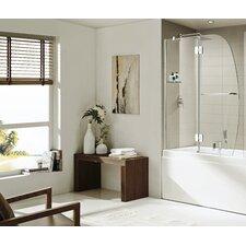 "Aurora 58"" x 48"" Pivot Bath Door"