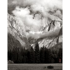 Limited Edition 'Half Dome in a Breaking Storm' by Tom Reed Photographic Print