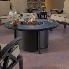 Lotus Fire Pit Table