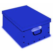 2-tlg. Aufbewahrungsboxen-Set Clip