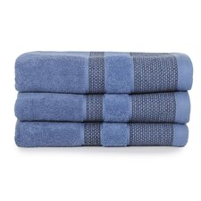 Pandora Low Twist Cotton Bath Towel