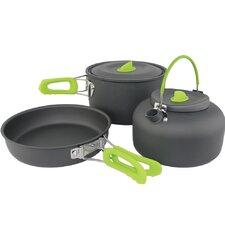 Snowdonia Cook 3-Piece Cookware Set