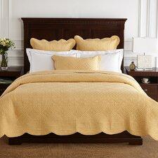 Sage Garden Luxury Quilted Pillow Sham