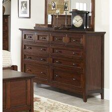 Beacon Street 10 Drawer Dresser