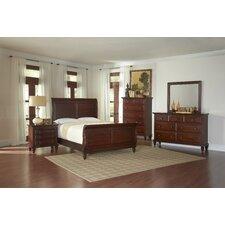 Knob Hill Sleigh Customizable Bedroom Set