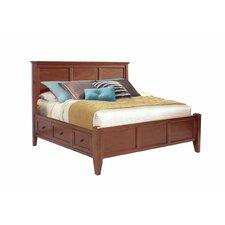 Beacon Street Panel Customizable Bedroom Set