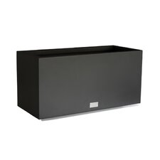 Metallic Series Rectangular Planter Box