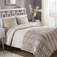 Crest Home Bettina Comforter and Quilt Set