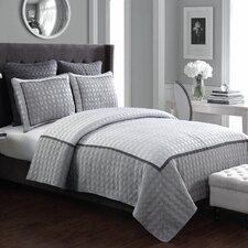 Hudson Hotel 5 Pieces Quilt Set