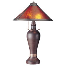 """26"""" H Table Lamp with Cone Shade"""