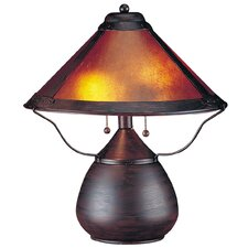 """17"""" H Table Lamp with Cone Shade"""