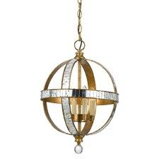 Passe 4 Light Globe Pendant