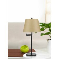 """Andros 27"""" H Table Lamp with Empire Shade"""