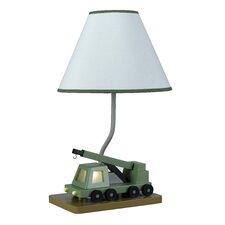 "Boom Crane Truck 15.5"" Table Lamp"