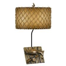 "Fishing 31"" Table Lamp"