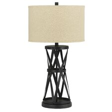"""Passo 29.5"""" H Table Lamp with Drum Shade"""
