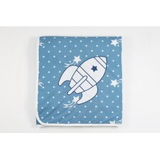 Shooting Star Toddler Blanket