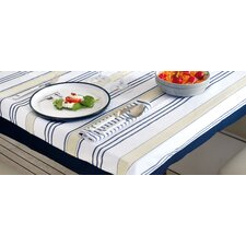 Nautical Waterproof Tablecloth