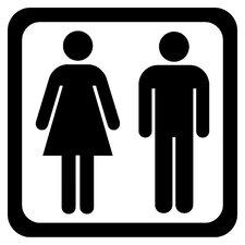 Wandtattoo Mann & Frau