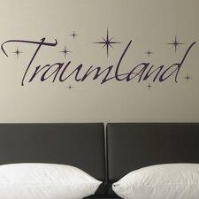 Wandtattoo Traumland