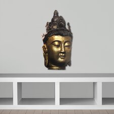 3D Wandobjekte Buddha