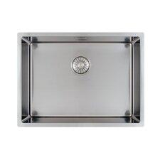 59 cm x 44 cm einfache Küchenspüle