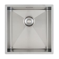 R6R0 Series 44cm x 44cm Zero Radius Kitchen Sink