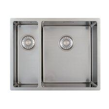 55 cm x 44 cm Küchenspüle