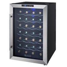 Cascina 28 Bottle Single Zone Wine Refrigerator