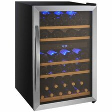 Cascina 44 Bottle Dual Zone Freestanding Wine Refrigerator