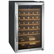 Cascina 34 Bottle Single Zone Freestanding Wine Refrigerator