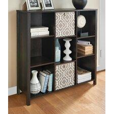 """Premium Adjustable 38.31"""" Cube Unit Bookcase"""