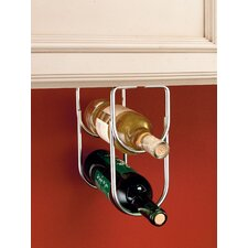 2 Bottle Hanging Wine Rack