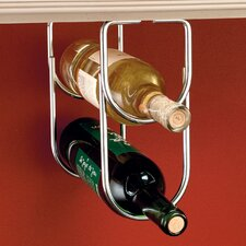 2 Bottle Hanging Wine Rack