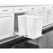 8.75 Gallon Pull-Out Waste Containers