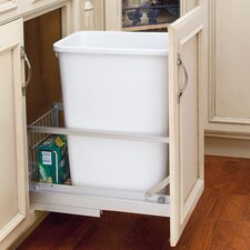 8.75 Gallon Pull-Out Waste Container