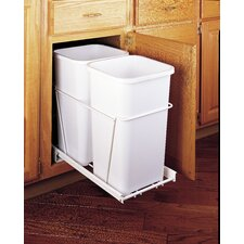6.75 Gallon Pull-Out Waste Containers