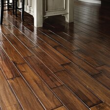 "5"" Engineered Manchurian Walnut Hardwood Flooring in Classic"