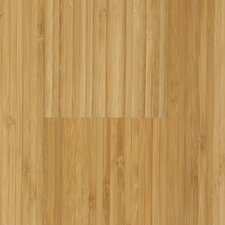 "6"" Bamboo Hardwood Flooring in Caramel"