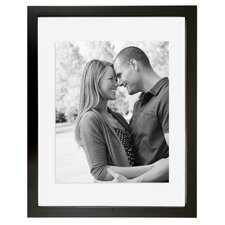 Wood Float Picture Frame