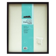 Linen Shadowbox Picture Frame