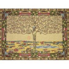 Tree of Life by Gustav Klimt Tapestry