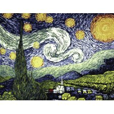 The Starry Night by Van Gogh Tapestry