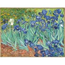 Iris by Van Gogh Tapestry