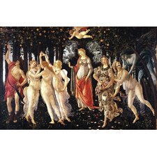 Spring by Botticelli Tapestry
