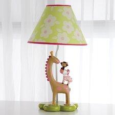 Jungle Fabric Empire Lamp Shade