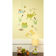 Pond Wall Decal