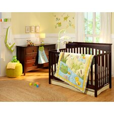 Pond 4 Piece Crib Bedding Set