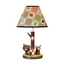 """Friends 16"""" Table Lamp"""
